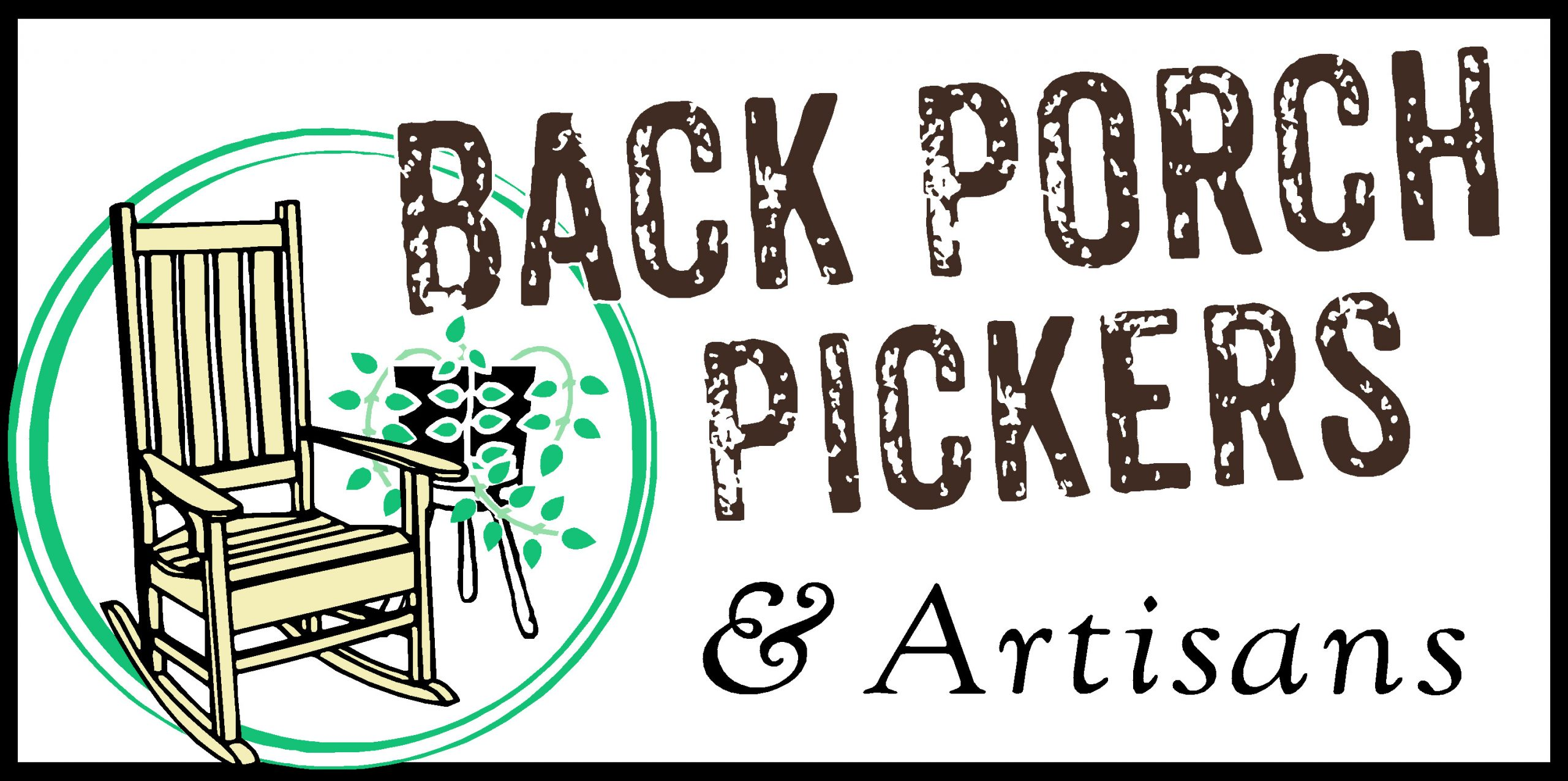 Back Porch Pickers and Artisans